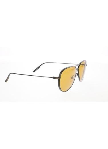 Ermenegildo Zegna Gözlük Sarı